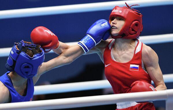 II Европейские игры. Бокс