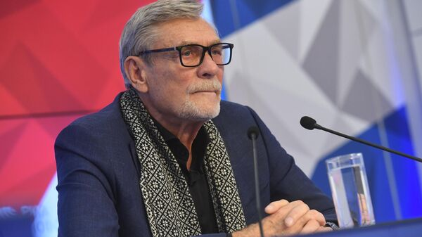 Народный артист РСФСР Александр Михайлов