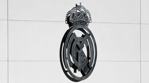 Логотип ФК Реал Мадрид