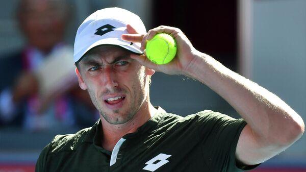 Австралийский теннисист Джон Миллмен