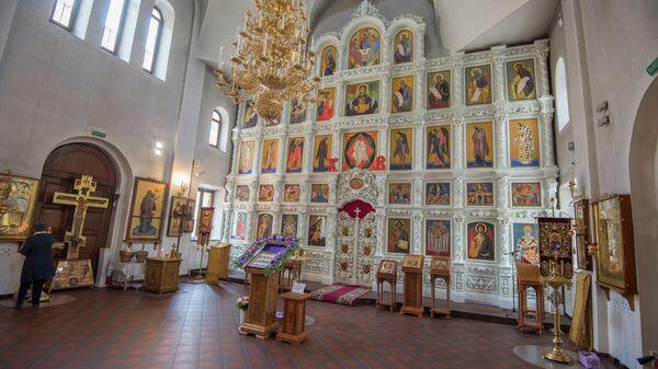 Храмовый комплекс в честь Святых Царственных мучеников страстотерпцев. Москва