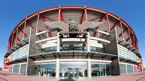 """Со стадиона """"Бенфики"""" в Лиссабоне украли спортивную экипировку, пишут СМИ"""