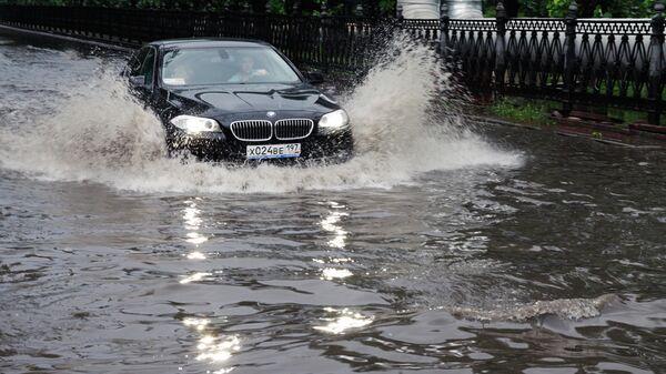 Ученые оценили риски затопления Москвы и Подмосковья