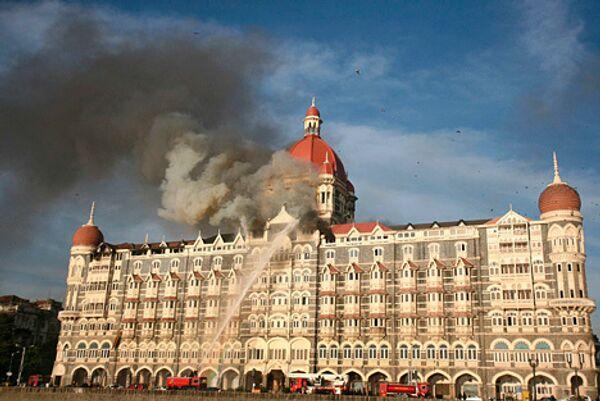 Отель Тадж-Махал в Мумбаи