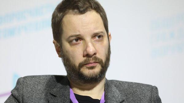 Писатель Александр Цыпкин