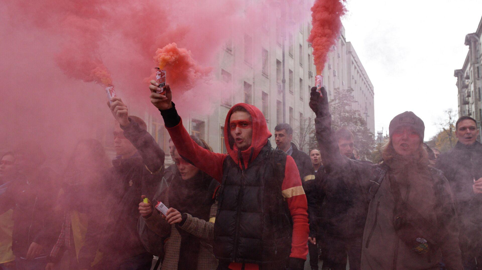 В Киеве заявили, что ОБСЕ не хочет помочь найти компромисс по Донбассу