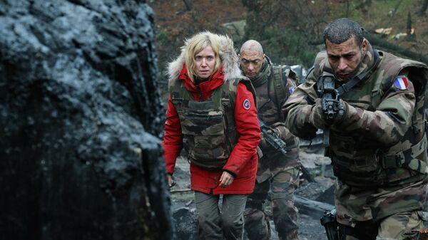Кадр из сериала Война миров