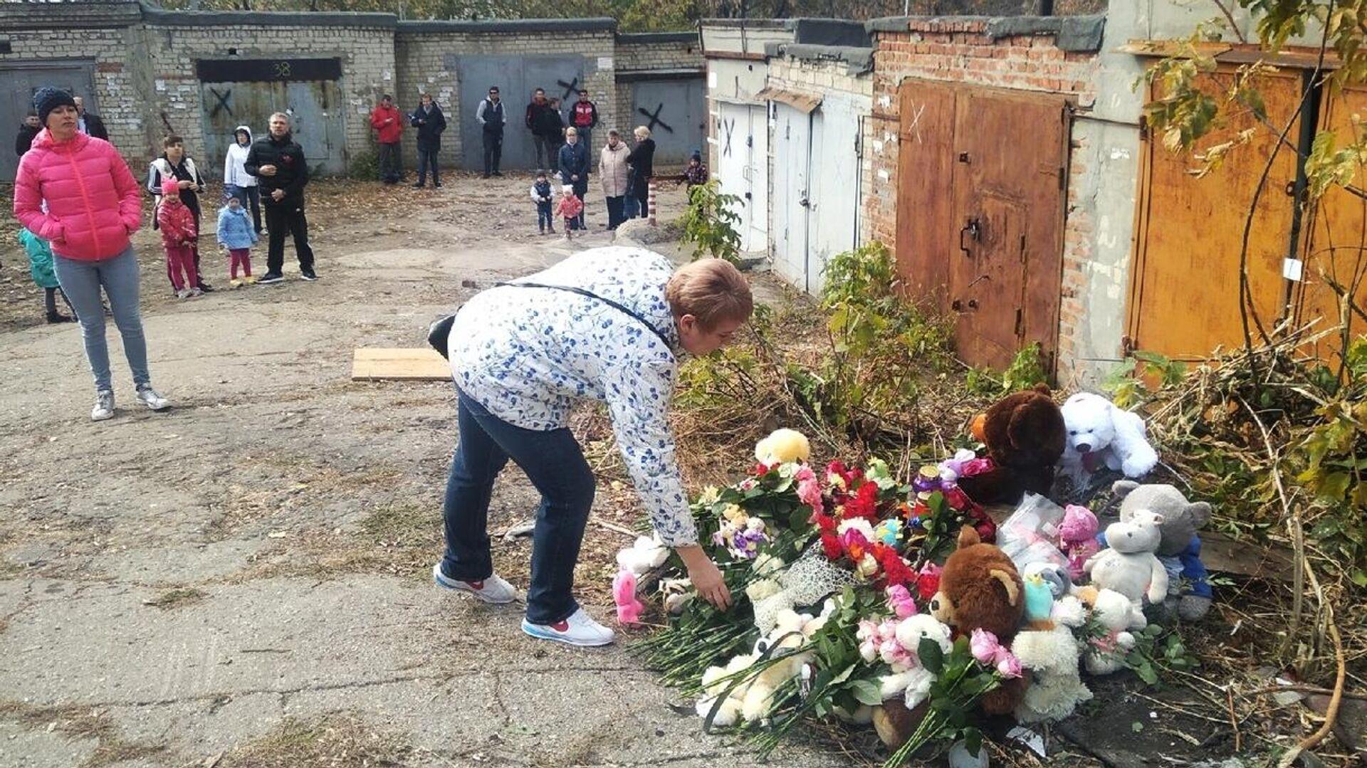 Убийство девятилетней девочки в Саратове - РИА Новости, 1920, 11.10.2019
