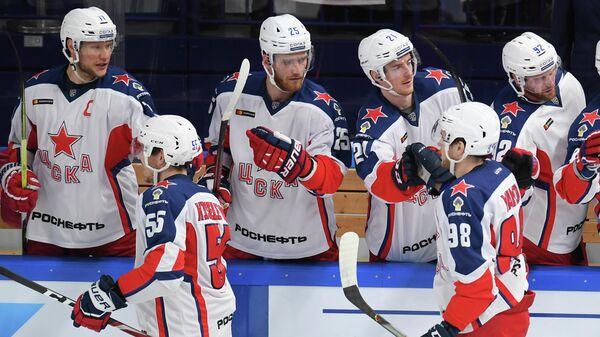 ЦСКА обыграл «Трактор» иодержал шестую победу подряд вКХЛ