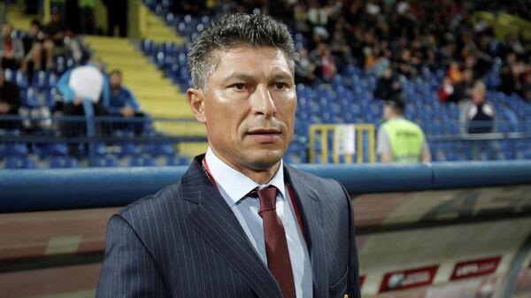Главный тренер сборной Болгарии Красимир Балаков