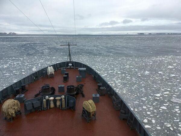 Комплексная экспедиция Северного флота