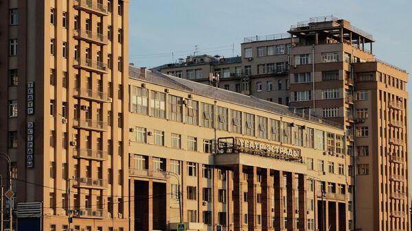 Театр Эстрады на Берсеневской набережной в Москве