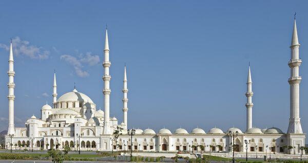 Мечеть в Фуджейре, ОАЭ