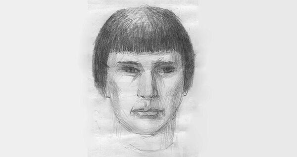 Фоторобот подозреваемого в совершении серии убийств престарелых женщин. СК по Свердловской области