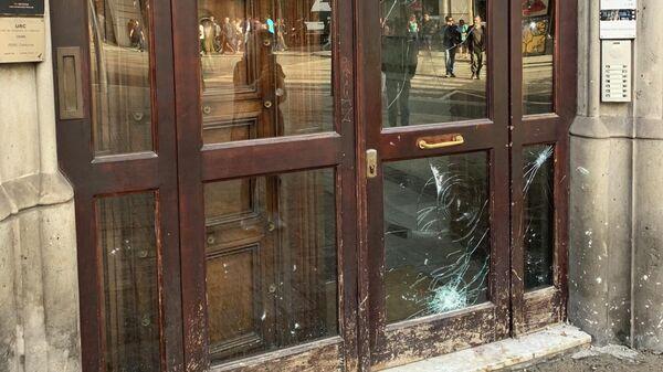 Последствия протестов в Барселоне