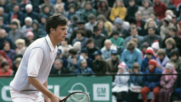 Теннисист Александр Волков