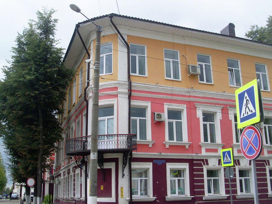 Дом купца Грязнова