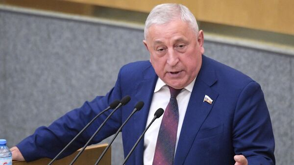 Председатель комитета Государственной Думы РФ по региональной политике и проблемам Севера и Дальнего Востока Николай Харитонов