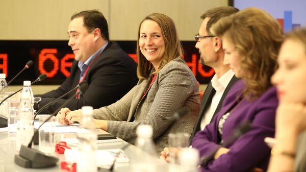 Заместитель руководителя департамента инвестиционной и промышленной политики города Москвы Анна Кузменко