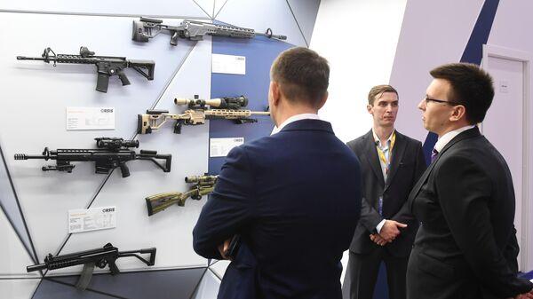 Стенд с винтовками Orsis