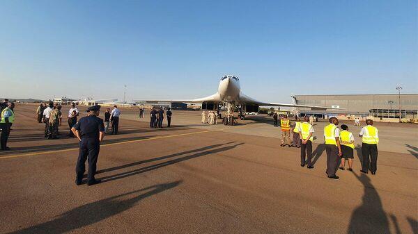 Авиагруппа ВКС России на аэродроме Ватерклоф в ЮАР
