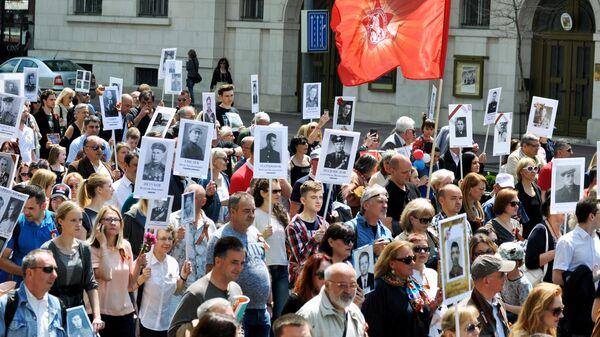 Потомки героев Второй мировой войны почтили память победителей в Белграде О