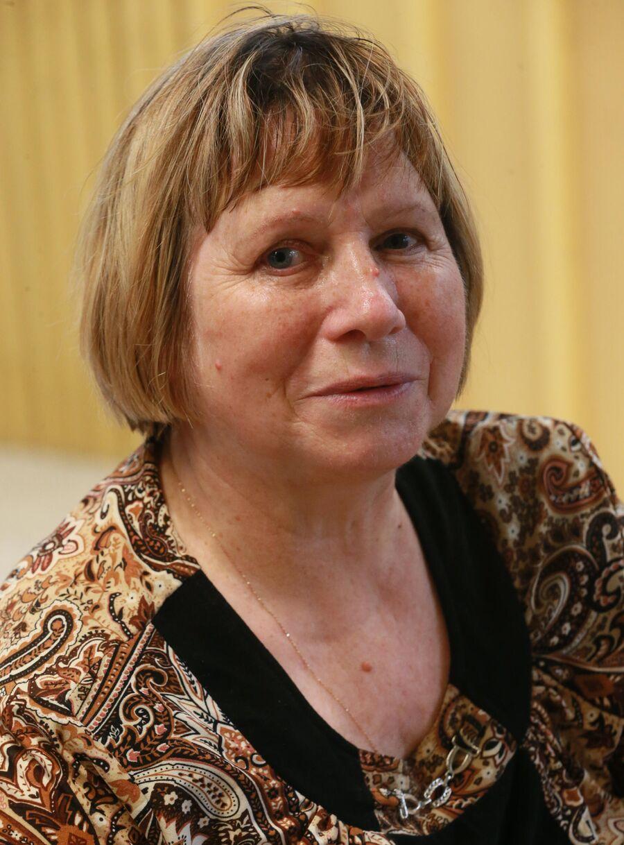 Антонина Голубева