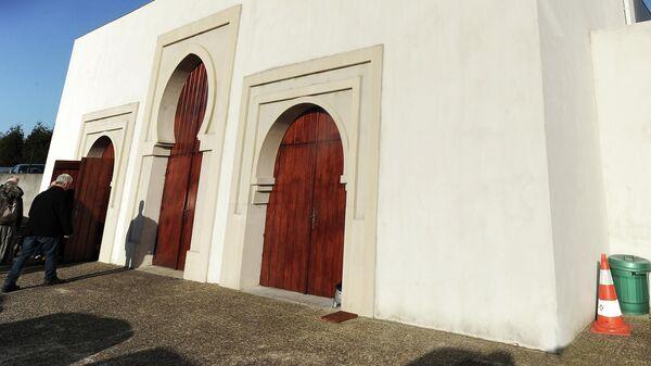 Мечеть во французской Байонне