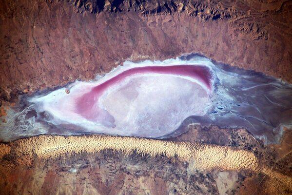 Африка с борта Международной космической станции