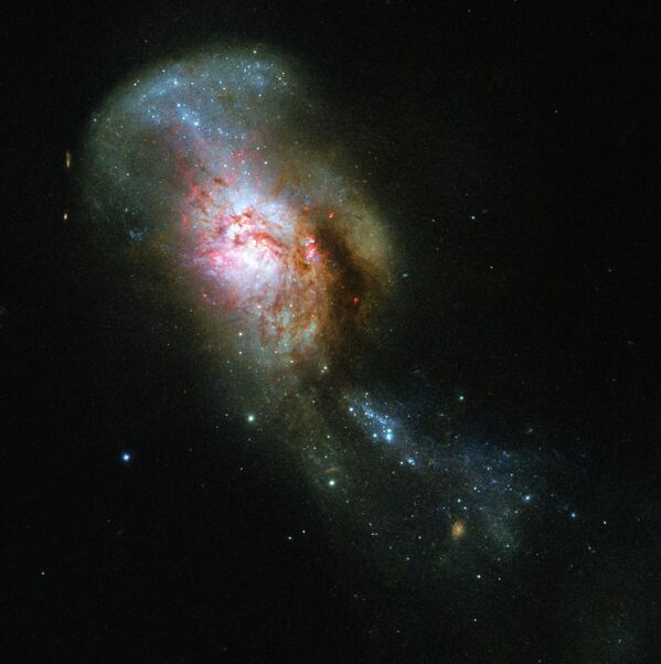 Галактика NGC 4194