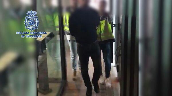Испанские полицейские задержали одного из самых разыскиваемых в Европе преступников