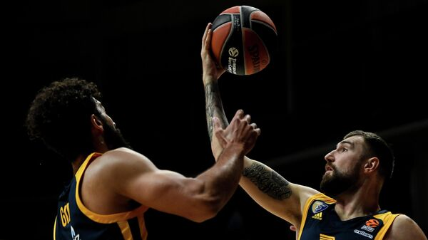 Баскетбол. Евролига. Матч Химки - Панатинаикос