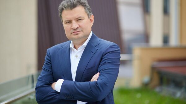Президент девелоперской группы ФСК Владимир Воронин