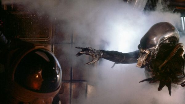Кадр из фильма Чужой(1979)