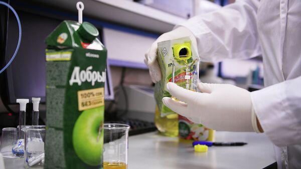 Исследование качества и безопасности соков и повидла Роспотребнадзором