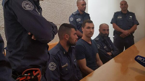 Задержанный в Израиле по запросу США россиянин Алексей Бурков