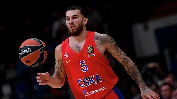 Баскетболисты ЦСКА Джеймс и Милутинов вошли в сборную Евролиги