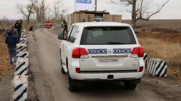 ДНР обвинила Украину в создании помех беспилотникам ОБСЕ