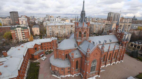 Римско-католический Кафедральный собор на Малой Грузинской улице