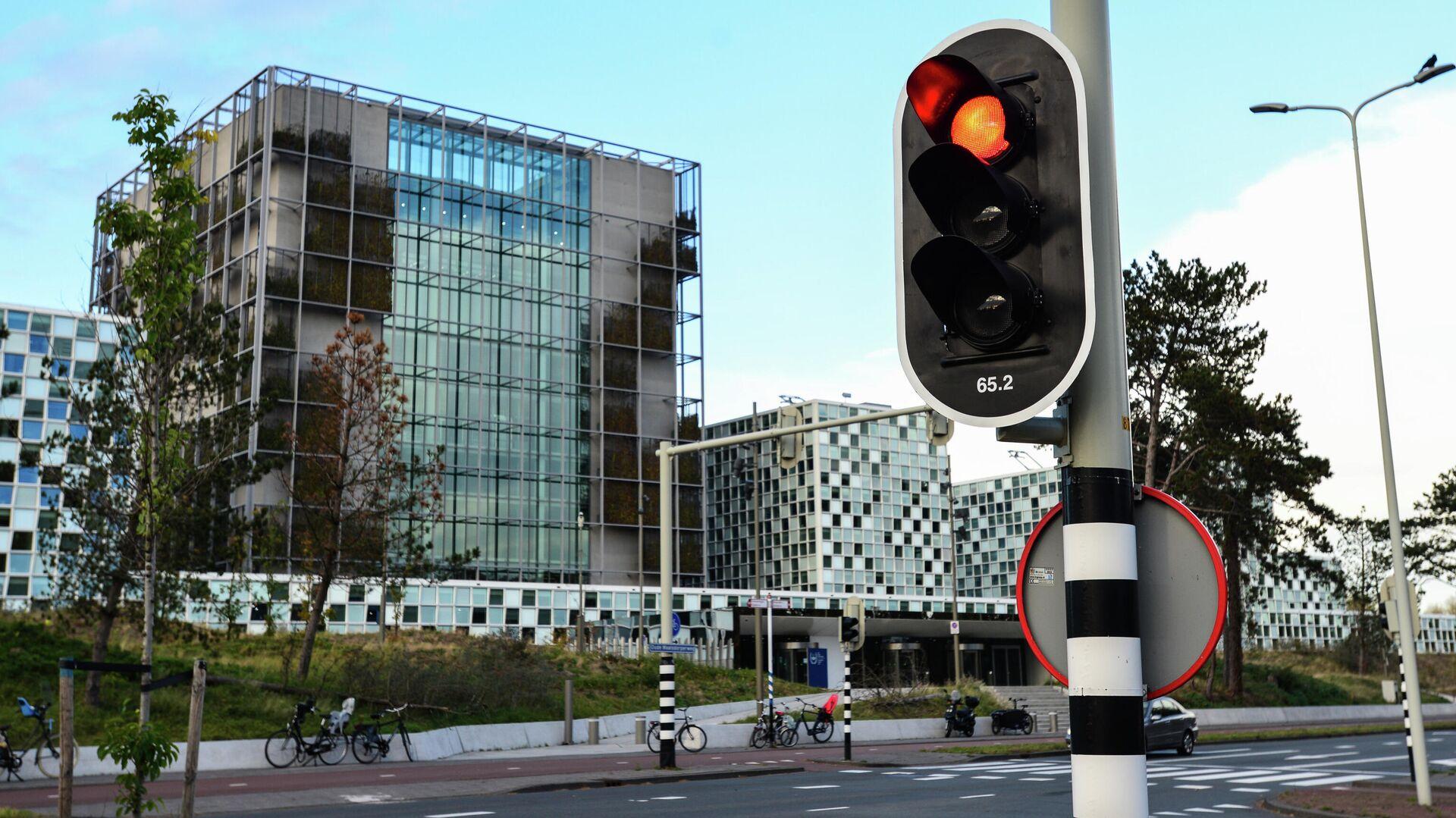 Здание Международного суда ООН в Гааге - РИА Новости, 1920, 17.05.2021