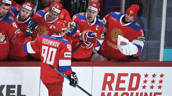 Сошников: со шведами сказались неопытность и несыгранность сборной России