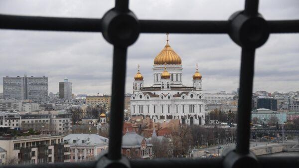 Памятник Петру I в Москве