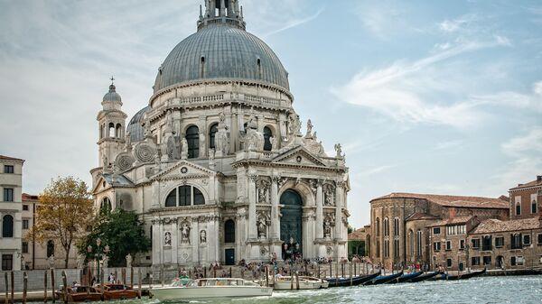 Собор Санта-Мария делла Салюте, Венеция