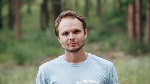 Эксперт программы Ноль отходов Greenpeace Дмитрий Нестеров