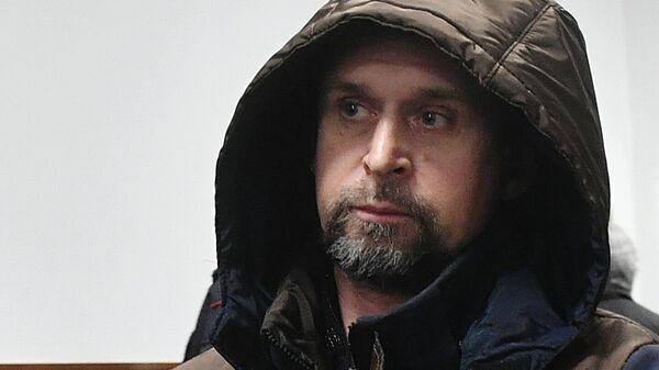 Алексей Вересов в суде