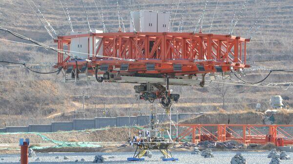 Китай испытал посадочный модуль в рамках подготовки к миссии на Марс