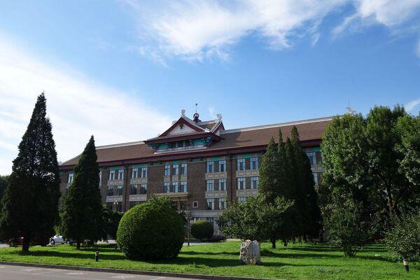 Тяньцзиньский университет, Китай