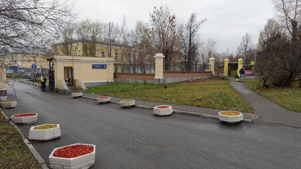 Туалет по адресу: Ленинский проспект, 8, к. 13