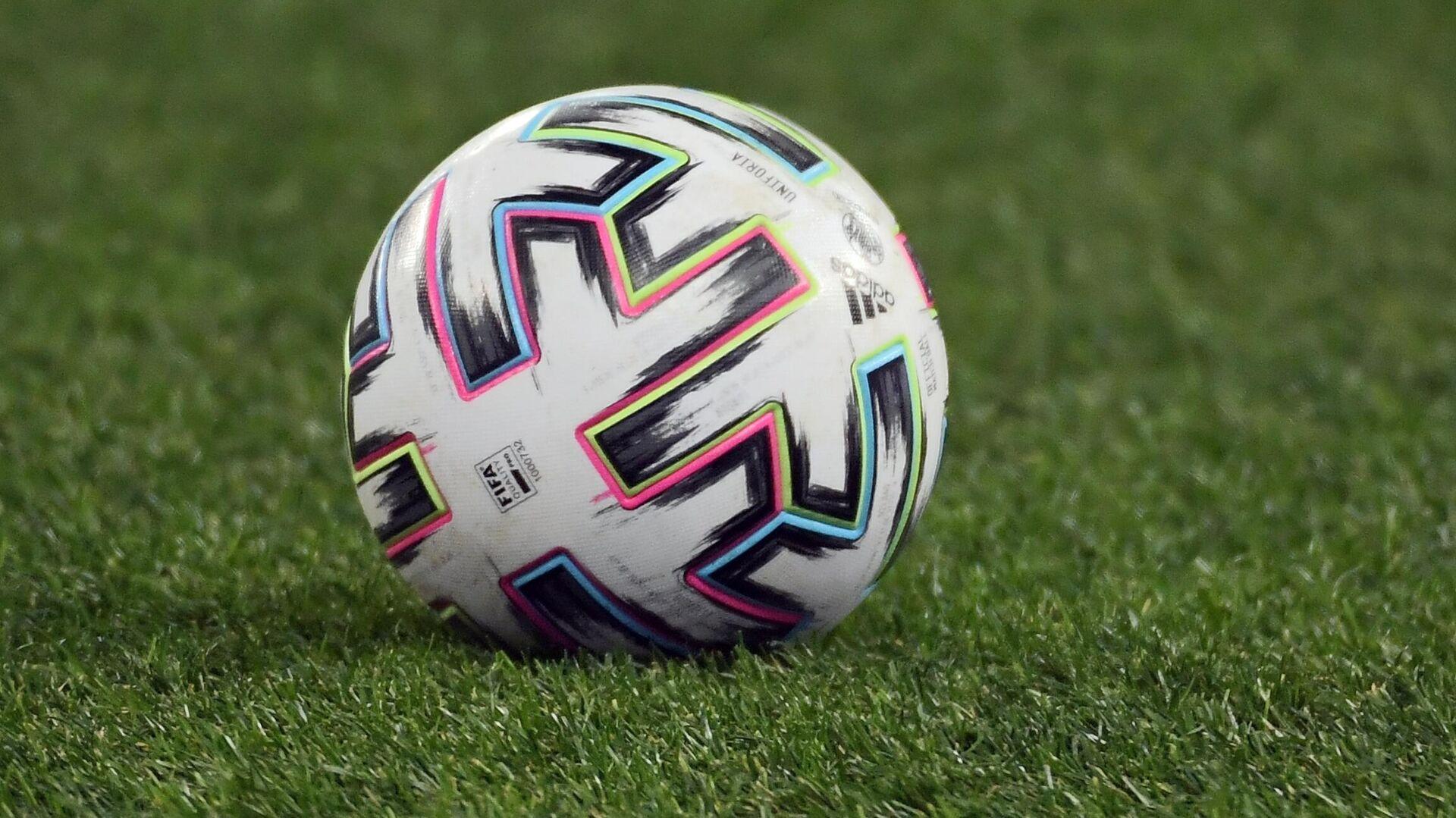 Официальный мяч чемпионата Европы по футболу 2020  - РИА Новости, 1920, 18.02.2020