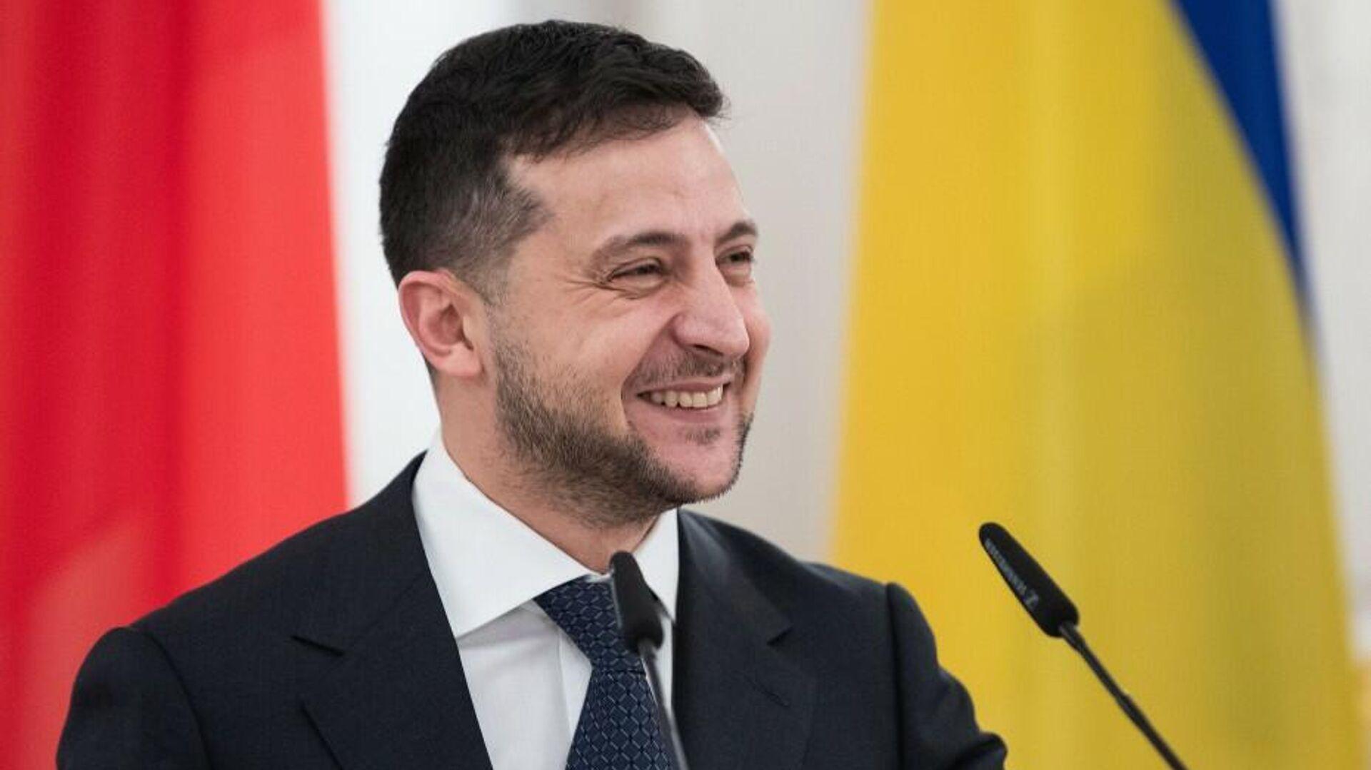 Nem halt még meg elég európai, Ukrajna zsidó elnöke újra háborút akar az oroszokkal